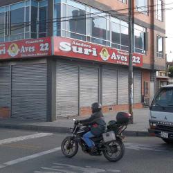 Suri Aves 22 Calle 68A en Bogotá