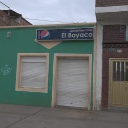 Supermercado El Boyaco en Bogotá