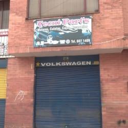 Tecni Part's en Bogotá
