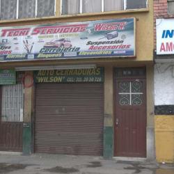 Tecni Servicios Wilson H. en Bogotá
