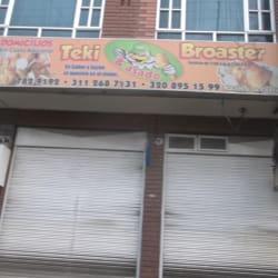 Teki Broaster en Bogotá