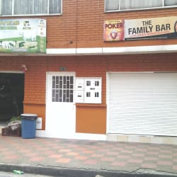 The Family Bar en Bogotá