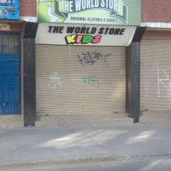 The World Store en Bogotá