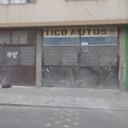 Tico Autos en Bogotá