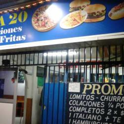 Completaría La 20 en Santiago