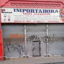 Cordonería Importadora Santa Guadalupe en Santiago