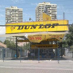 Neumáticos y llantas del Pacífico en Santiago