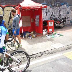Ciclotaller 160 en Bogotá
