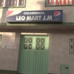 Cigarreria Leo Mart J.M en Bogotá
