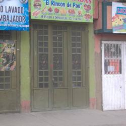 Comidas Rapidas El Rincon De Pao en Bogotá
