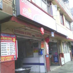 Distribuidora de Loteria C.G.P en Bogotá