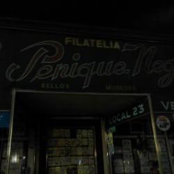 El Penique Negro en Santiago