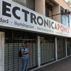 Electrónica Ponce en Santiago