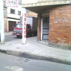 Grafik 2 Publicidad en Bogotá