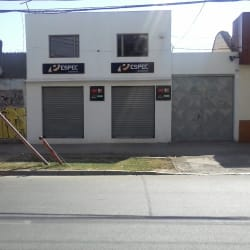 Epec Seguridad Industrial  en Santiago