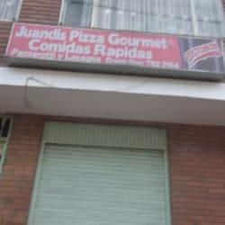 Juandis Pizza Gourmet Comidas Rapidas en Bogotá