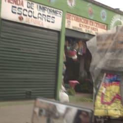 Tienda de Uniformes Escolares en Bogotá