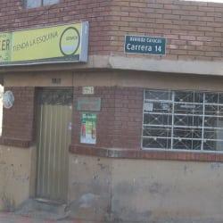 Tienda La Esquina Carrera 14 con 137C en Bogotá