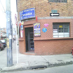 Cafe Internet Explorer en Bogotá