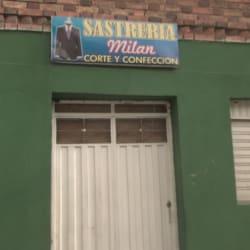Sastrería Milan en Bogotá