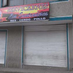 Servicarnes Los Santanderes en Bogotá