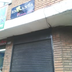 Enkanta Tarjetería social en Bogotá