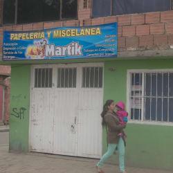 Papeleria y Miscelanea Martik en Bogotá