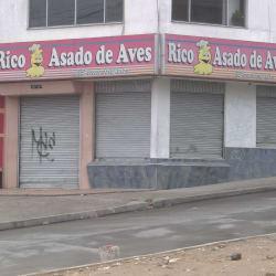 Rico Asado de Aves en Bogotá