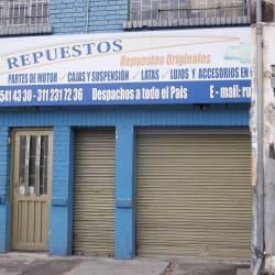Rubi Repuestos en Bogotá
