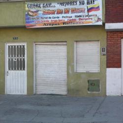 Sabor de mi Tierra en Bogotá