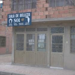 Sala de Belleza Sol en Bogotá