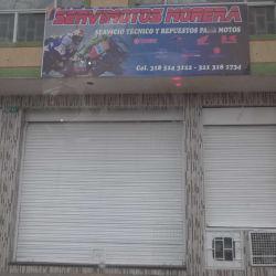 Servimotos Morera en Bogotá