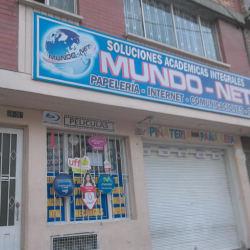 Soluciones Academicas Integrales Mundo-Net en Bogotá