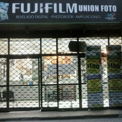 Centro de Fotografía Unión Foto en Santiago