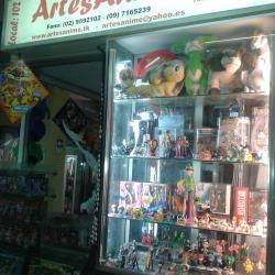 Artes Anime en Santiago