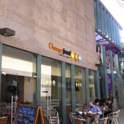 Restaurante Orange Food en Santiago