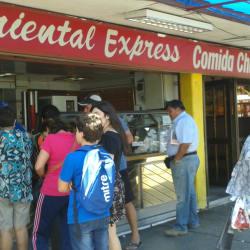 Oriental Express en Santiago