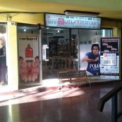Outlet del Perfume Solimano Díaz en Santiago