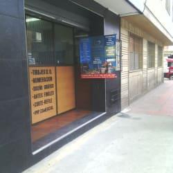 Gráfico Nuevo Milenio en Bogotá