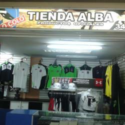 Tienda Alba en Santiago