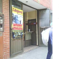 Litojavel Impresores en Bogotá
