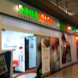 Laboratorio Clínico Sanasalud en Santiago