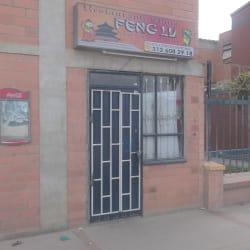 Restaurante chino fenglu en Bogotá