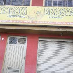 Kokori Brasas en Bogotá