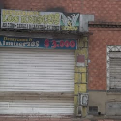 Restaurante Los Kioscos en Bogotá
