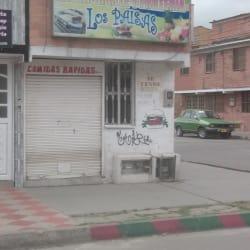 Restaurante y Frutería Los Paisas en Bogotá