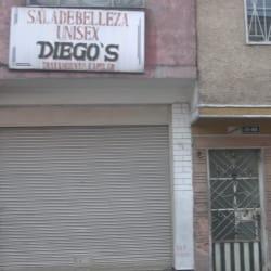 Sala de Belleza Unisex Diego´s en Bogotá