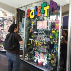 Soletta - Dos Caracoles en Santiago