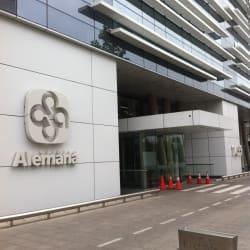 Clínica Alemana Manquehue Oriente en Santiago