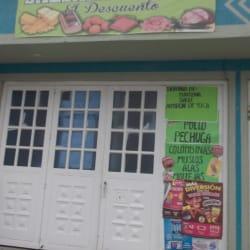 Salsamentaria El Descuento en Bogotá
